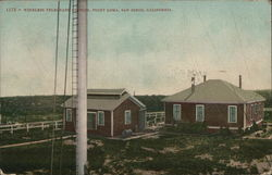 Wireless Telegraph Station, Point Loma