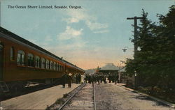 The Ocean Shore Limited, Seaside Oregon.