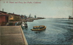S.P. Depot and Ferry