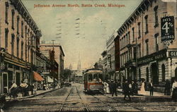 Jefferson Avenue North