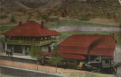 Pike's Peak Cog Road Depot