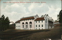 Mining & Civil Engineering Building, University of California