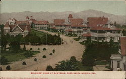 Soldiers Home at Sawtelle