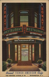 Bonat's French-American Cafe