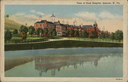 View of State Hospital