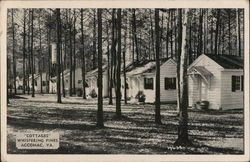 """Cottages"" Whispering Pines"