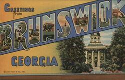 Greetings from Brunswick