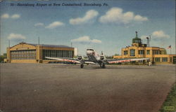 Harrisburg Airport at New Cumberland