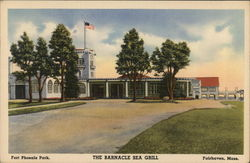 The Barnacle Sea Grill, Fort Phoenix Park