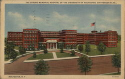 The Strong Memorial Hospital of The University Of Rochester