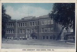 Cuba Community High School
