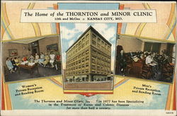 3 Pictures - The Home of the Thornton and Minor Clinic