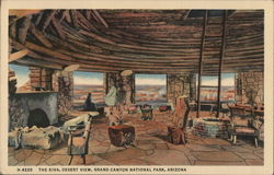 The Kiva, Desert View