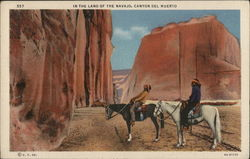 In the Land of the Navajo, Canyon del Muerto