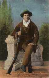 Calamity Jane, Notorious Frontier Character, Gen. Crook's Scout