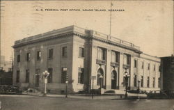 U.S. Federal Post Office