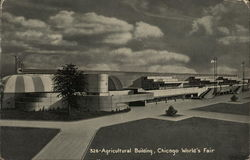 Agricultural Building, Chicago World's Fair