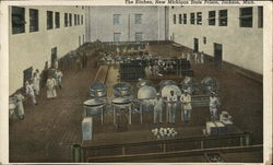 The Kitchen, New MIchigan State Prison