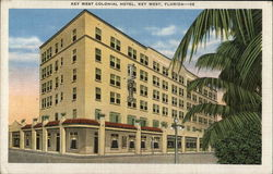 Key West Colonial Hotel