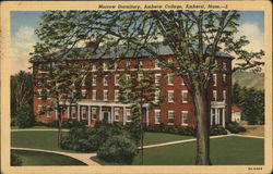 Amherst College - Morrow Dormitory