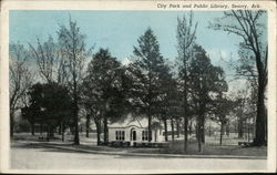 City Park and Public Library