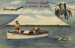 Fishing is Good in Florida Waters