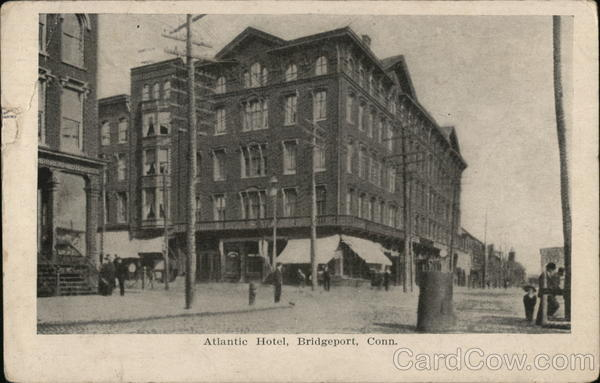 Atlantic Hotel Bridgeport Connecticut