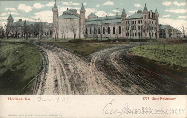 State Reformatory Hutchinson Kansas