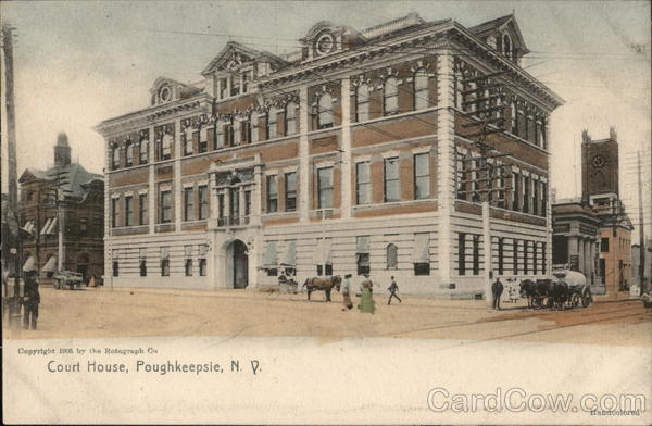 Court House Poughkeepsie New York