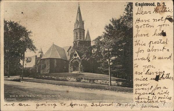 Presbyterian Church Englewood New Jersey