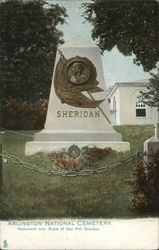 General Philip Sheridan Grave and Monument