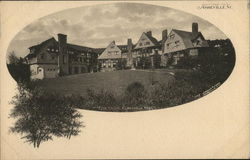 The Manor, Albemarle Park