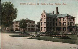 Library & Company 16 - Soldier's Home