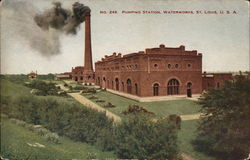 Pumping Station, Waterworks