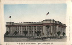 U.S. Court House and Post Office