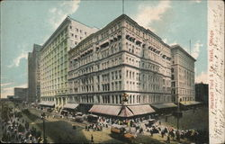 Marshall Field & Company, Retail