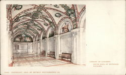 Library of Congress - South Hall of Entrance Pavilion