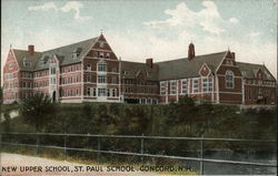 New Upper School, St. Paul School
