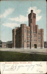 Worcester Armory