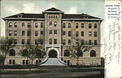 Woman's Building- University of Texas