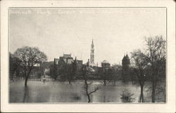 Bushnell Park - Great Flood