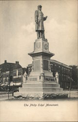 The Philip Eckel Monument
