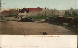 Southern Pacific R. R. Depot