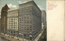 Y.M.C.A., National Life and New York Life Buildings