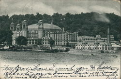 View of the West Baden Springs Hotel