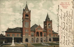 City Hall & Market House