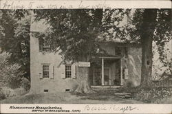Washington's Headquarters Postcard