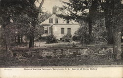 Home of Katrina Vantassel, Legend of Sleepy Hollow