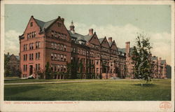 Dormitories Vassar College