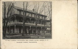 In the Catskill Mountains, the O'Brien House - Charles O'Brien, Proprietor